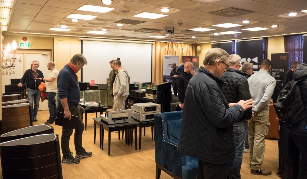 MESSERAPPORT: Menn & Ting 2019 – guttemesse for viderekomne