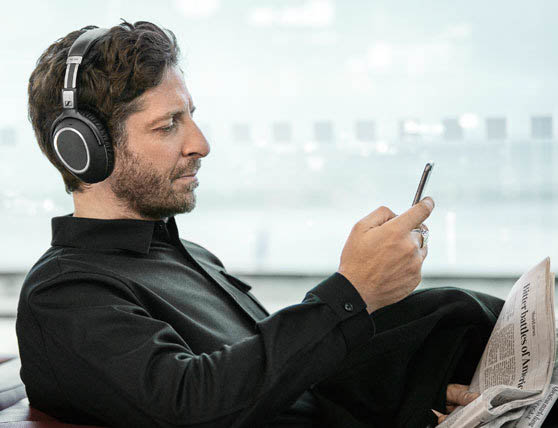 9365302f8 PXC 550 Wireless - Sennheiser lanserer hissig konkurrent til Bose QC35