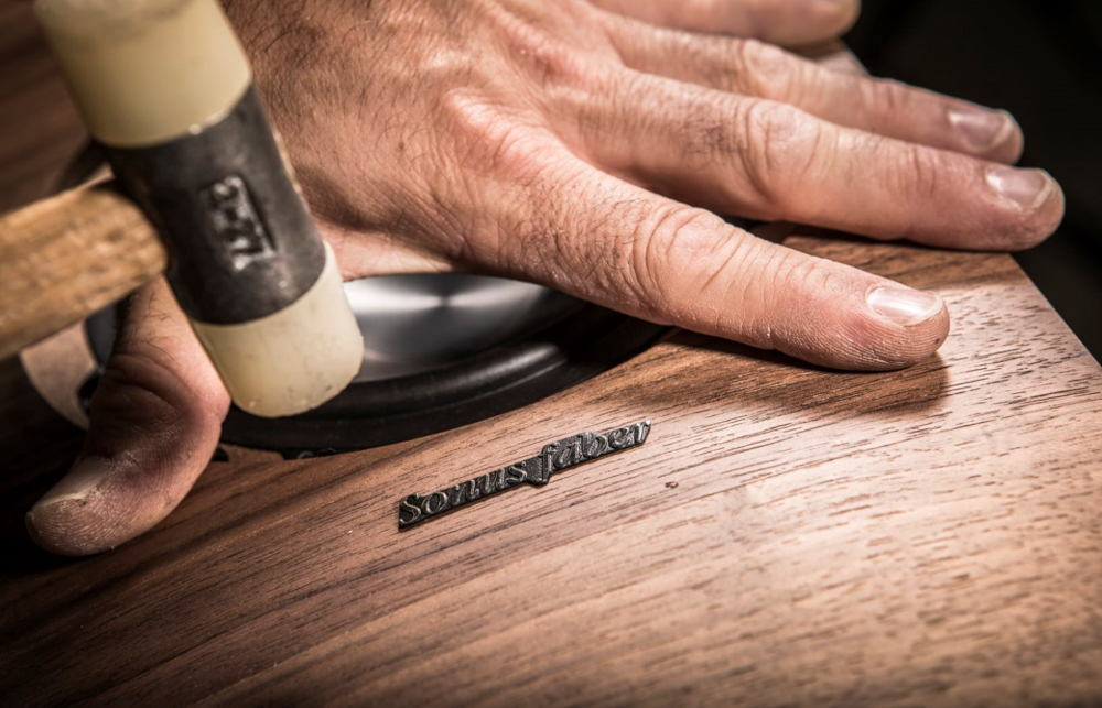 Sonus Faber Venere S - handmade Signature model